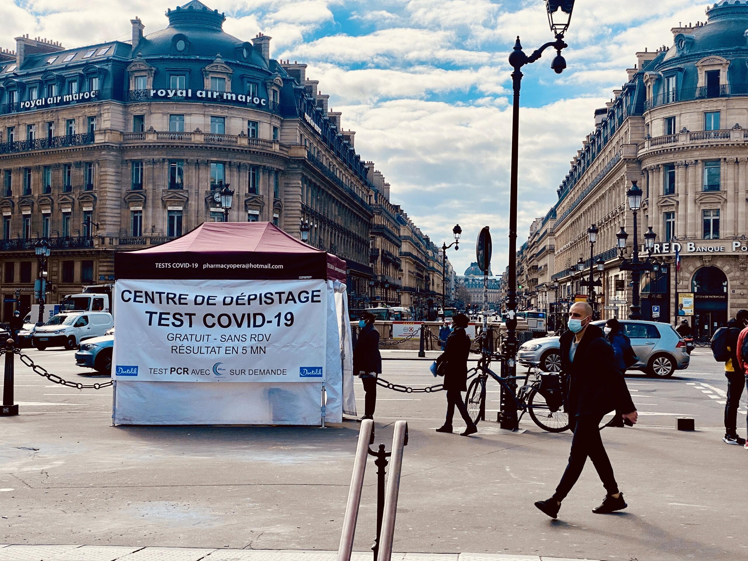 Waltertje Goes Global: Martijn in Parijs