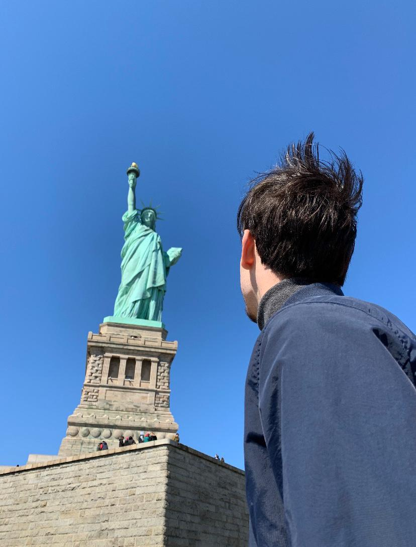 WGG/BACKSTAGE: Thijs in Amerika