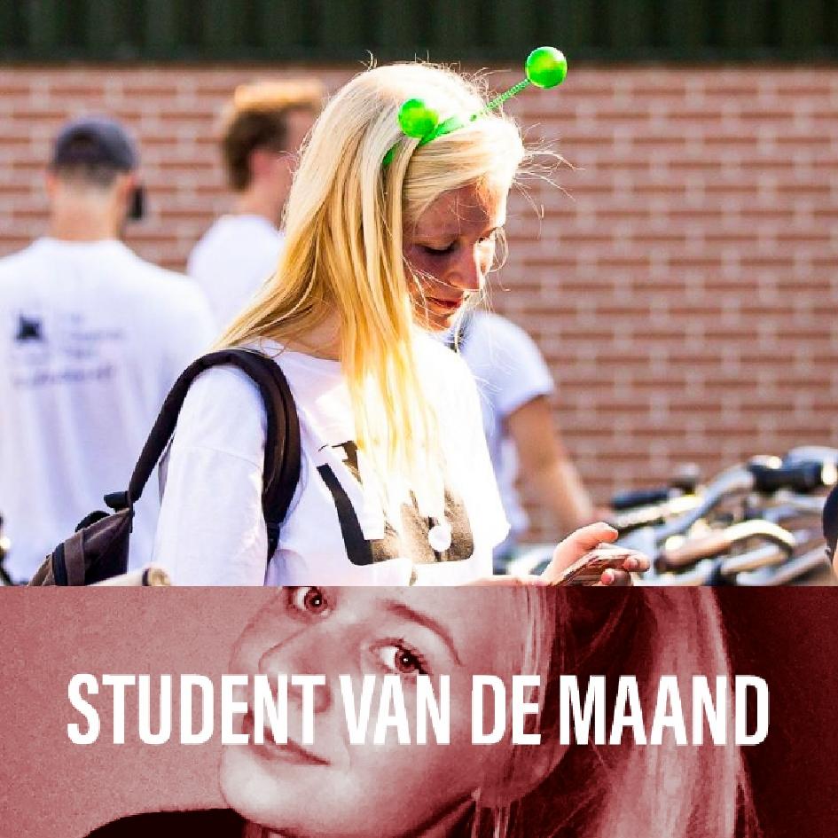 Student van de Maand: Vera Heikens